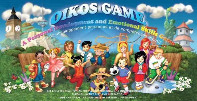 Oikos Global Board Games