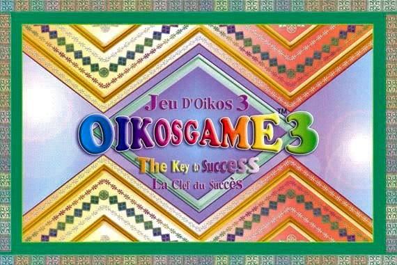 Oikos Global OG1003 Oikos Game 3