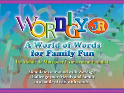 Oikos Global OG1008 OG1008 Wordigy Jr. - Two to six players