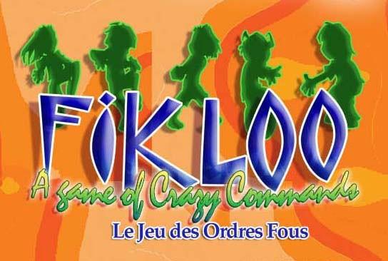 Oikos Global OG1007 Fikloo Game