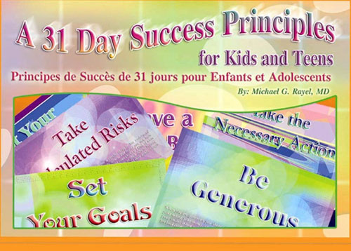 Oikos Global OG1004 A 31-Day Success Principles for Kids and Teens
