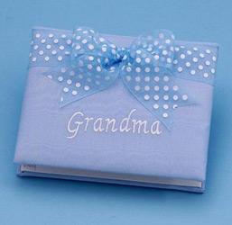 Beverly Clark 200SGB Grandma Brag Book in Blue