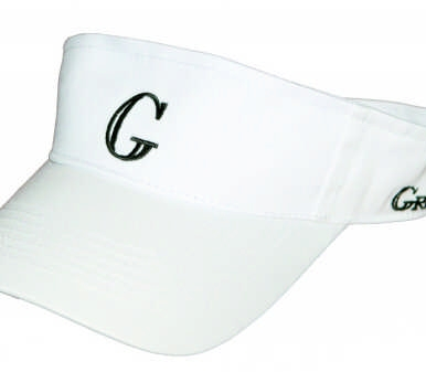 Beverly Clark 21O Groom Visor in White