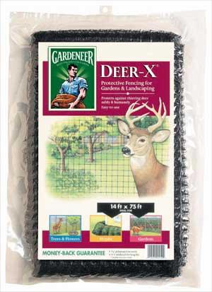 Dalen Gardener 14 x 75ft Deer-X 1 Inch Mesh