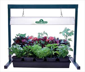 Hydrofarm 2ft Jump Start Grow Light System