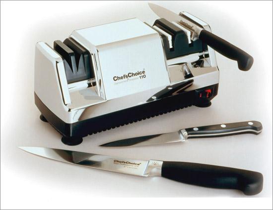 Chefs Choice 0110007 Diamond Hone Multistage Knife Sharpener in Chrome