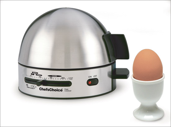 Chefs Choice 8100001 Gourmet Egg Cooker EDCRFT136