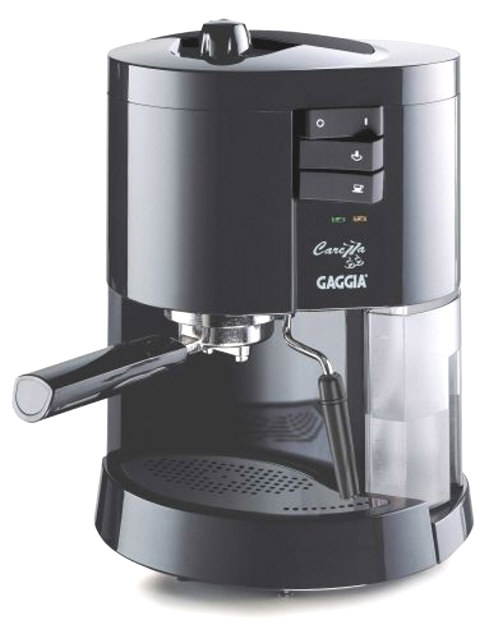 Gaggia USA RI8761 Deluxe Super Automatic Espresso Machine, Silver