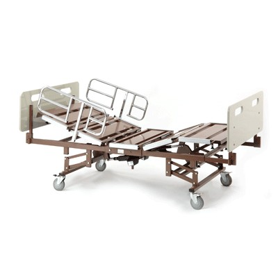 Invacare BARPKG750-1-1633 750-Pound Bariatric Bed Package