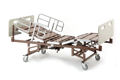 Invacare BARPKG750-1633 750 Pound Full Electric Bed