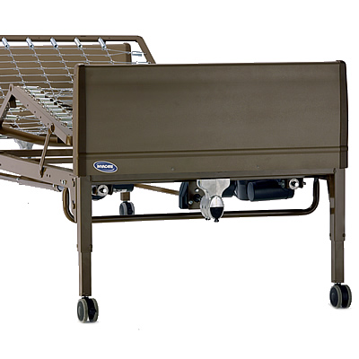 invacare BED33-1633 Full Electric Bed Package - 5410IVC  6629  5180 at Sears.com