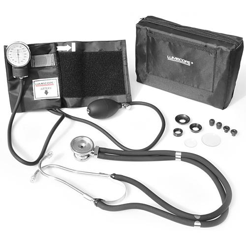 Lumiscope 100-040 Manual Blood Pressure Monitor Kit