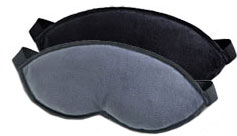 Lewis N Clark 505BLU Comfort Eye Mask - Blue