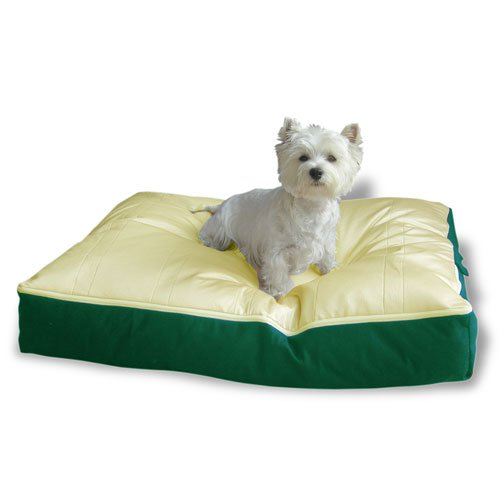 PoochPad PPBED3021G 30 x 21 Inch Small Dog Bed-Green