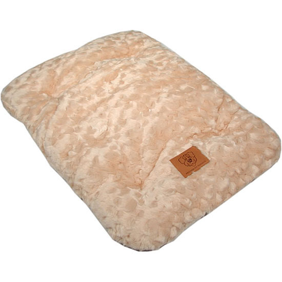Precision Pet 2407-SNZ4000NTL SnooZZy Cozy Comforter 4000 - 35 x 22 Inch - Natural