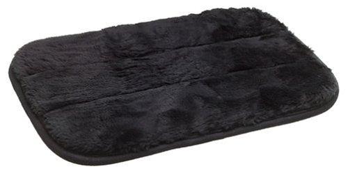 Precision Pet 2405-SNZ2000BLK SnooZZy Sleeper 2000 - 23 x 17 Inch - Black