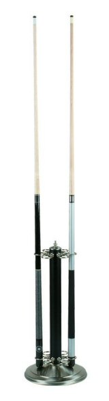 RAM Gameroom PCH MB-ST 24 Inch Pool Cue Holder - Matte Black