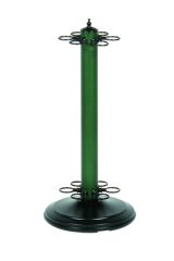 RAM Gameroom PCH MGR 24 Inch Pool Cue Holder Matte Green
