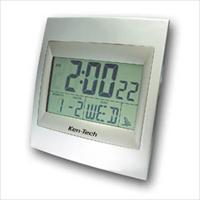 2 Inch Number LCD Atomic Alarm Clock