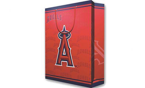 2 MLB Large Gift Bag - Los Angeles Angels