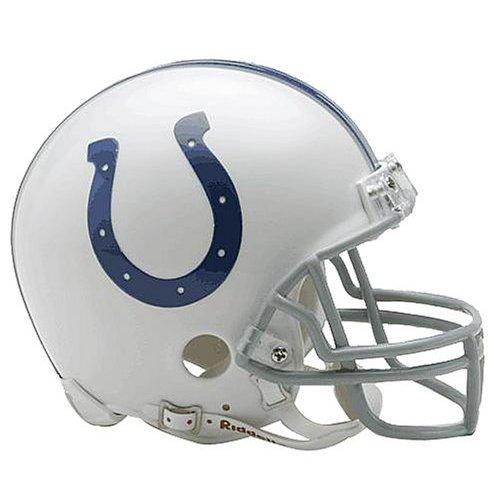 Riddell RIDDMINIIND Replica Mini Helmet Colts