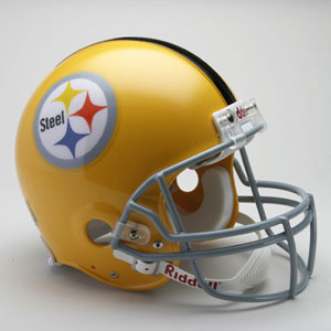NFL Mini Replica Throwback Helmet - Steelers 62