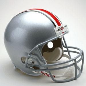 Collegiate Full Size Deluxe Replica Helmet - Ohio State