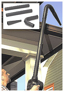 Gutter Cleaning Kit For Use With Blower Vacs
