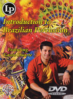 Alfred Publishing 30-LPV136D Introduction to Brazilian Percussion