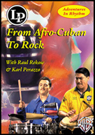 Alfred Publishing 30-LPV150D Adventures in Rhythm: From Afro-Cuban to Rock