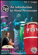 Alfred Publishing 30-LPVC101D An Introduction to Hand Percussion  Vol. 1: Congas