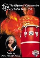 Alfred Publishing 30-LPVC201D The Rhythmic Construction of a Salsa Tune  Vol. 1