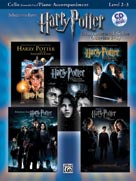 Alfred Publishing 00-29080 Harry Potter - Instrumental Solos for Strings - Movies 1-5
