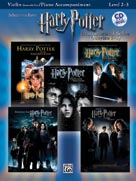 Alfred Publishing 00-29074 Harry Potter - Instrumental Solos for Strings - Movies 1-5