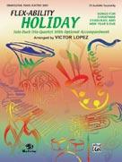 Alfred Publishing 00-0690B Flex-Ability Holiday