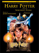 Alfred Publishing 00-0645B Selected Themes From the Motion Picture Harry Potter and the Sorcerer s Stone