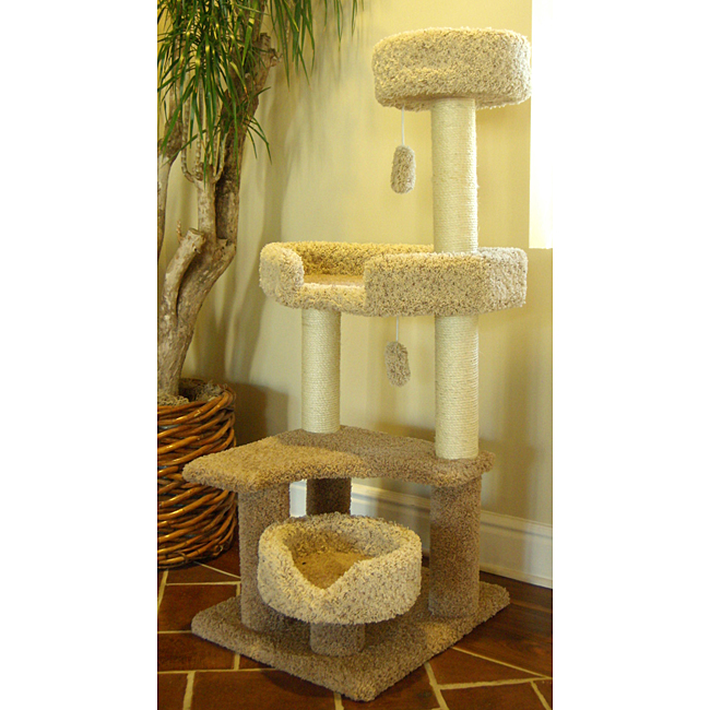 Majestic MAJ55JG 55 Inch Kitty Cat Jungle Gym