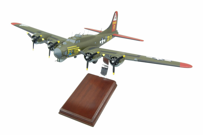ModelWorks B-17G Flying Fortress Nine O Nine Model at Sears.com
