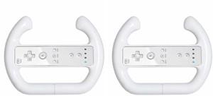 Image of 2 PAK Steering Wheel for Nintendo Wii