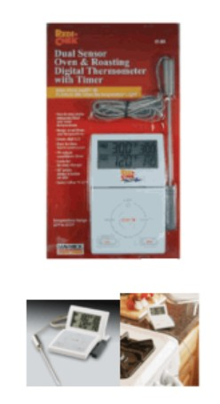 Maverick ET-85 Digital 1-in-1 Oven Thermometer