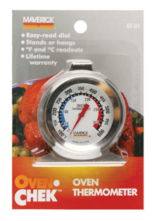 Oven Check Oven Thermometer