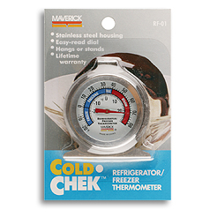 Maverick RF-01 Refrigerator-Freezer Thermometer at Sears.com
