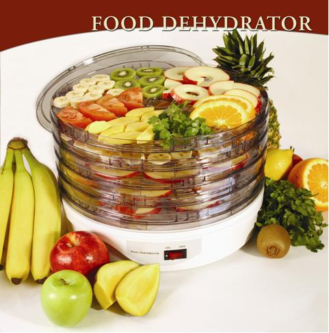 Victorio Kitchen Products VKP1006 Electric Food Dehydrator
