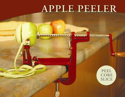 Kitchen Products  Apple Peeler - Clamp Base