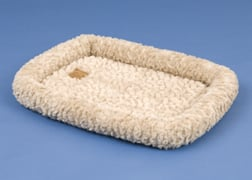 Precision Pet 2662-75572 SnooZZy Crate Bed 2000 - 25 x 20 Inch - Natural Cozy