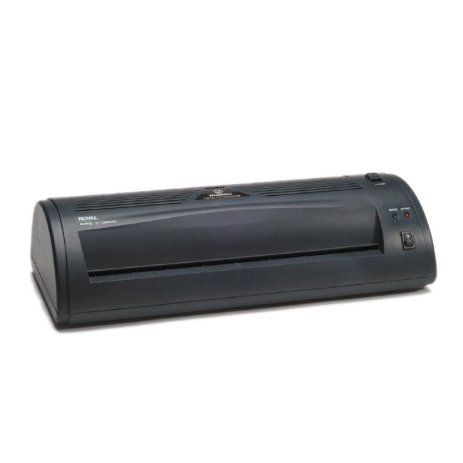 Royal PL2112 Laminator Hot Roller Technology 29320c