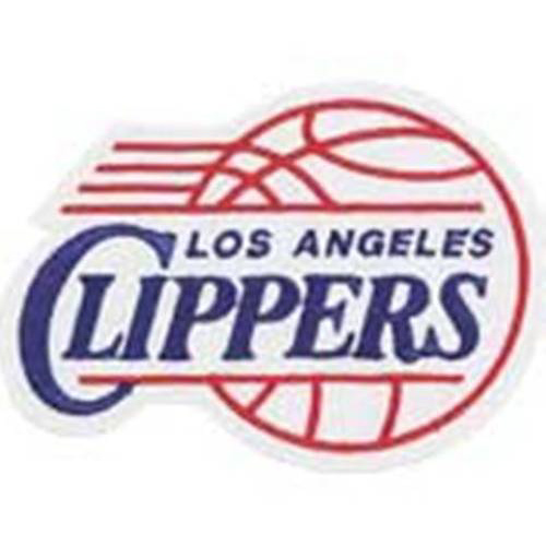 National Emblem PATCHBKTLAC Los Angeles Clippers NBA Logo Team Patch