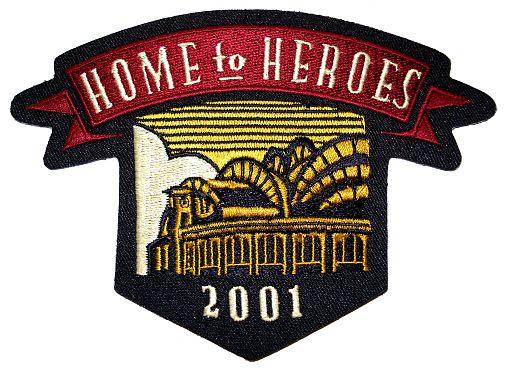 MLB Logo Patch - Milwaukee Brewers   Home2Hero