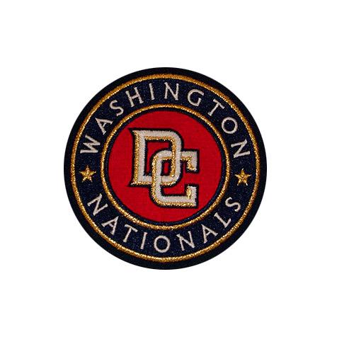 MLB Logo Patch - Washington Nationals