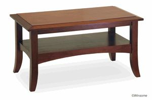 Winsome 94234 Antique Walnut Pine wood TABLE COFFEE